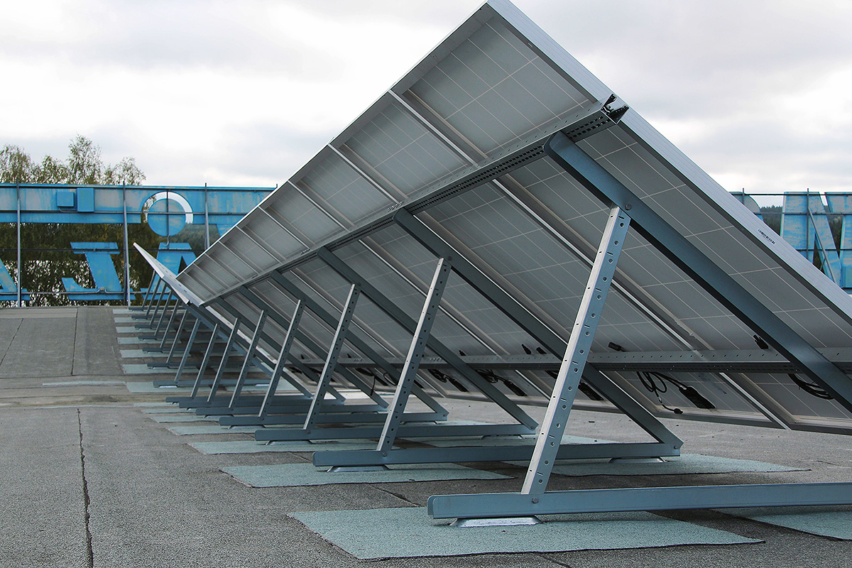 Fixing System For Solar Panels Weland St 229 L Ab